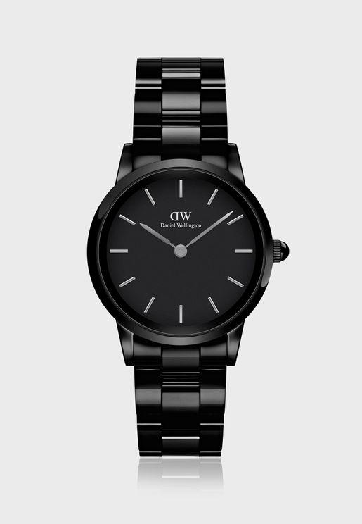 Iconic Ceramic Link Watch