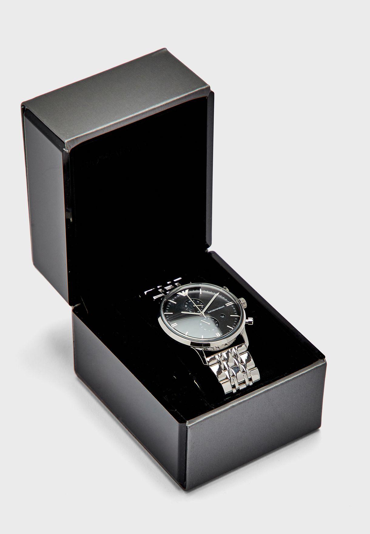 AR0389 Analog Watch