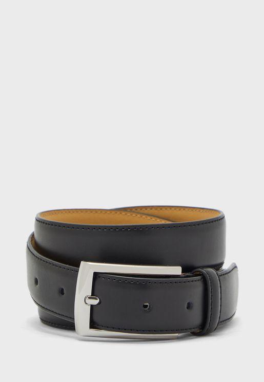 Suit Allocated Hole Belt Belt