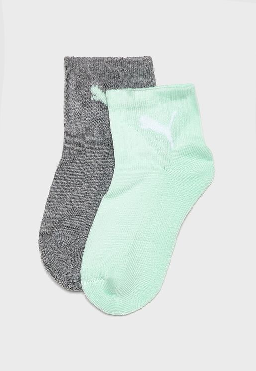 Infant 2 Pack Ankle Socks
