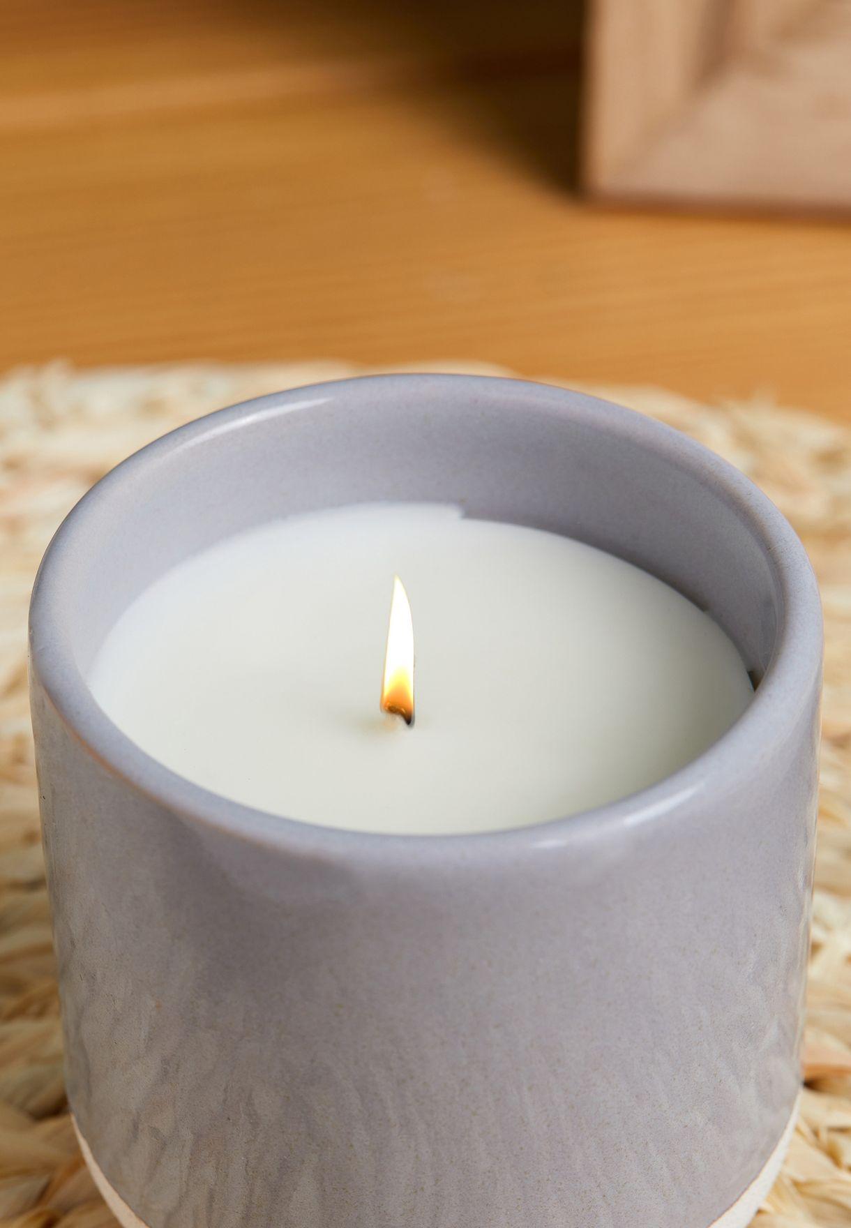 Mandarin & Sandalwood Candle