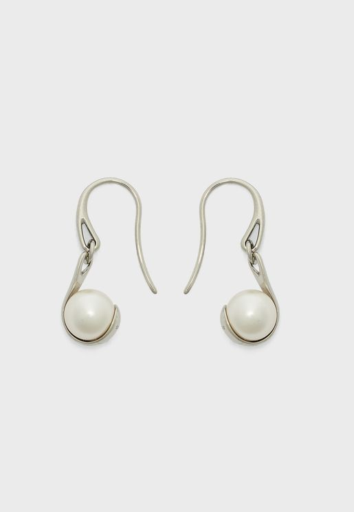 Agnethe Pearl Earrings