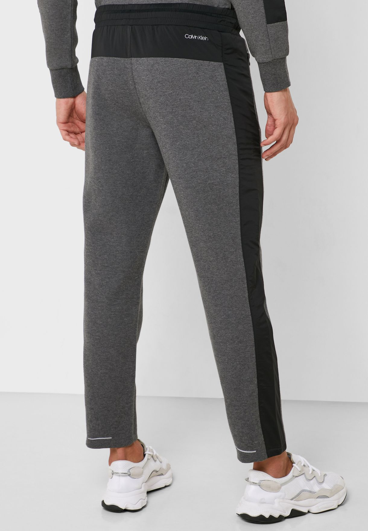 Mix Media Sweatpants