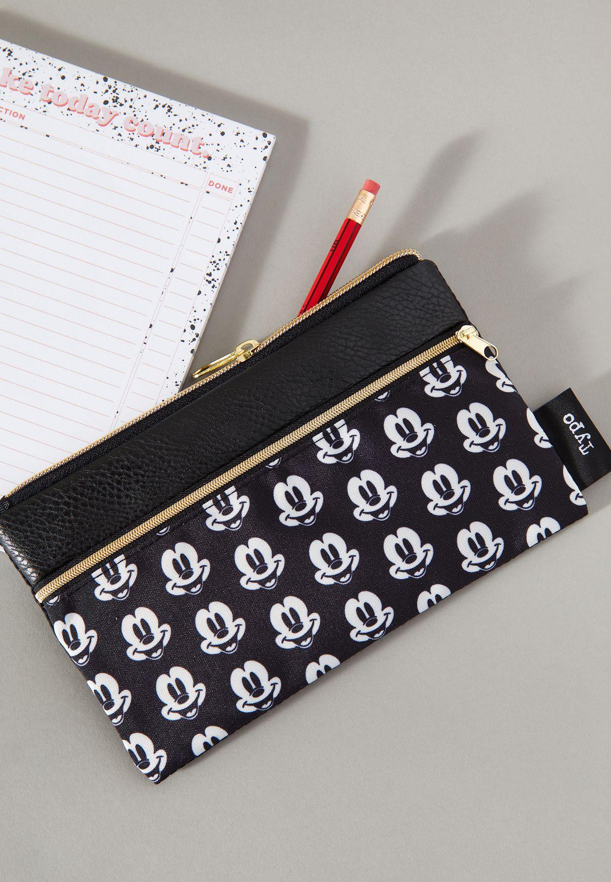 Mickey Archer Pencil Case