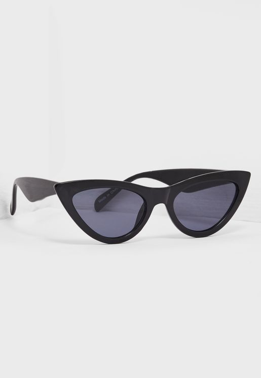 Barghe Cat Eye Sunglass