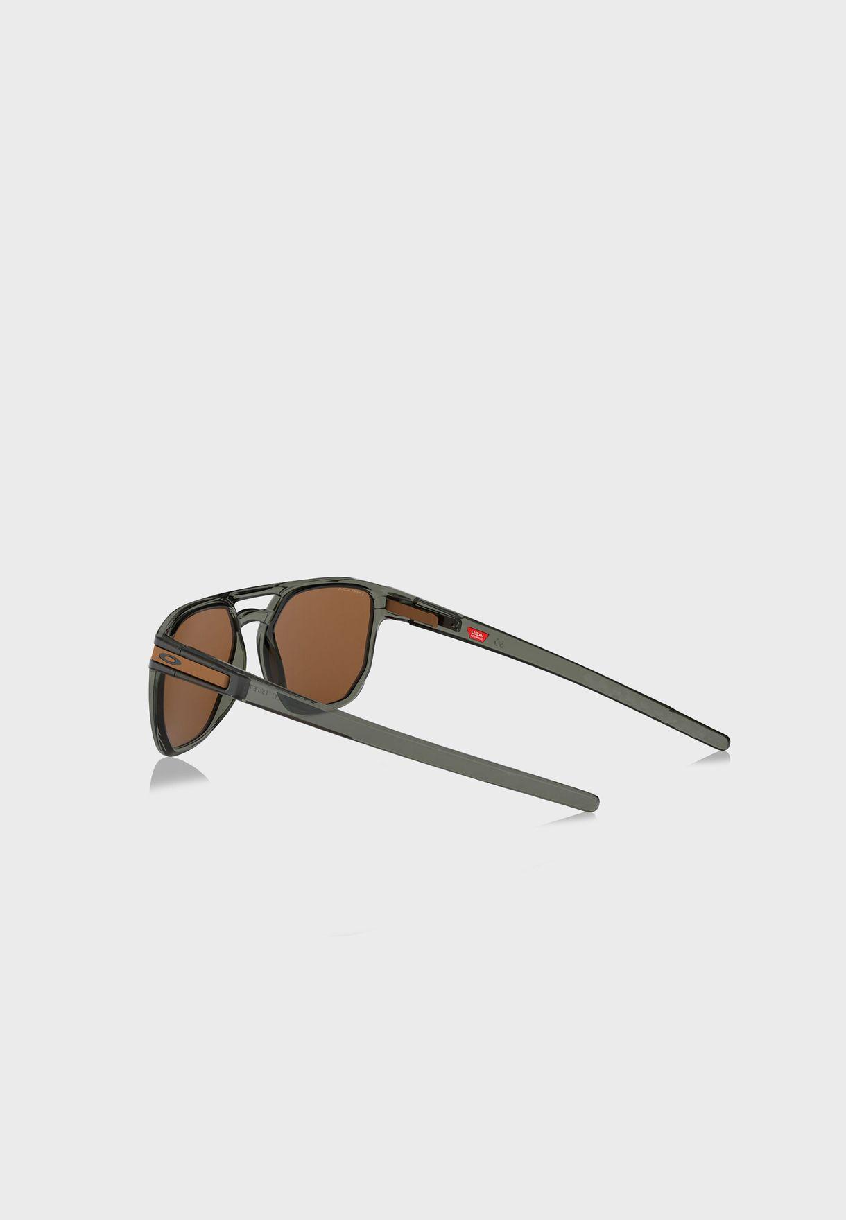 0OO9436 LATCH™ BETA Square Sunglasses