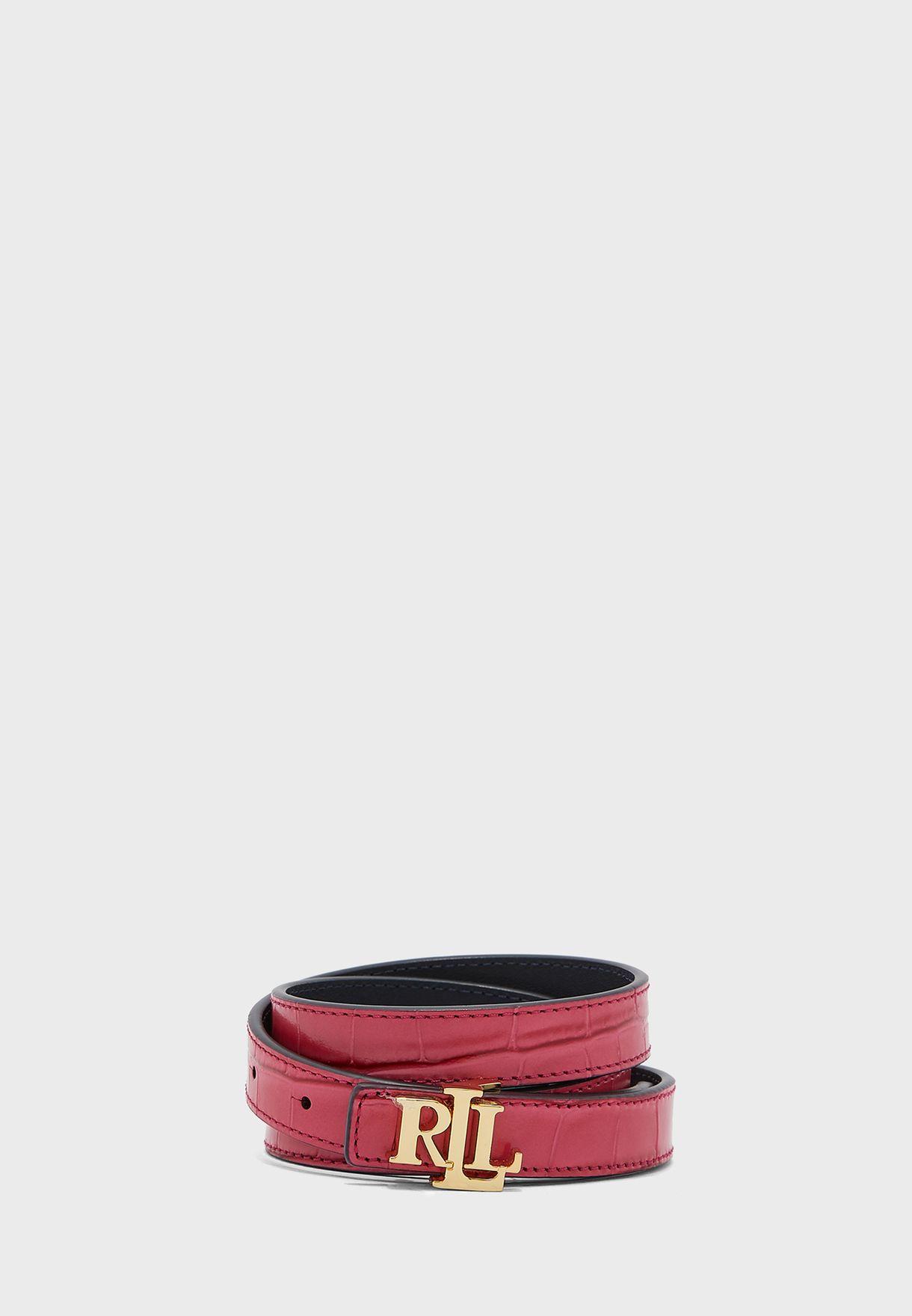 Casual Allocated Belt
