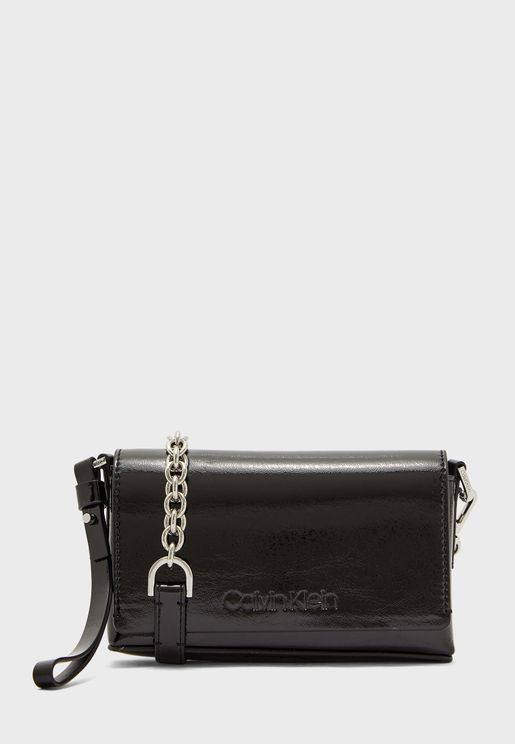 Dressed Up Chain Crossbody