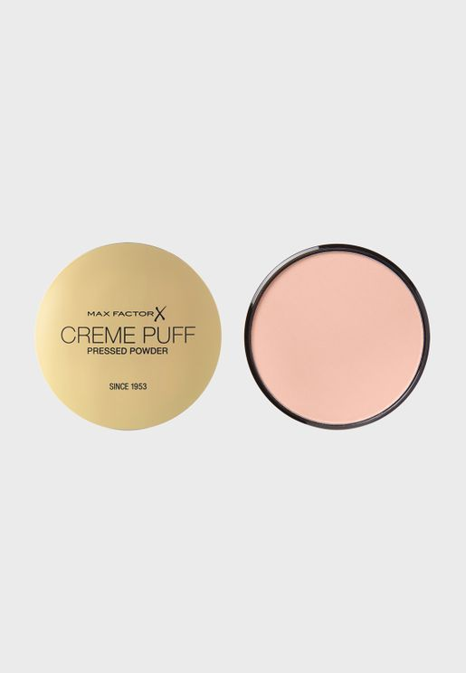 Creme Puff Pressed Compact Powder- 85 Light n Gay