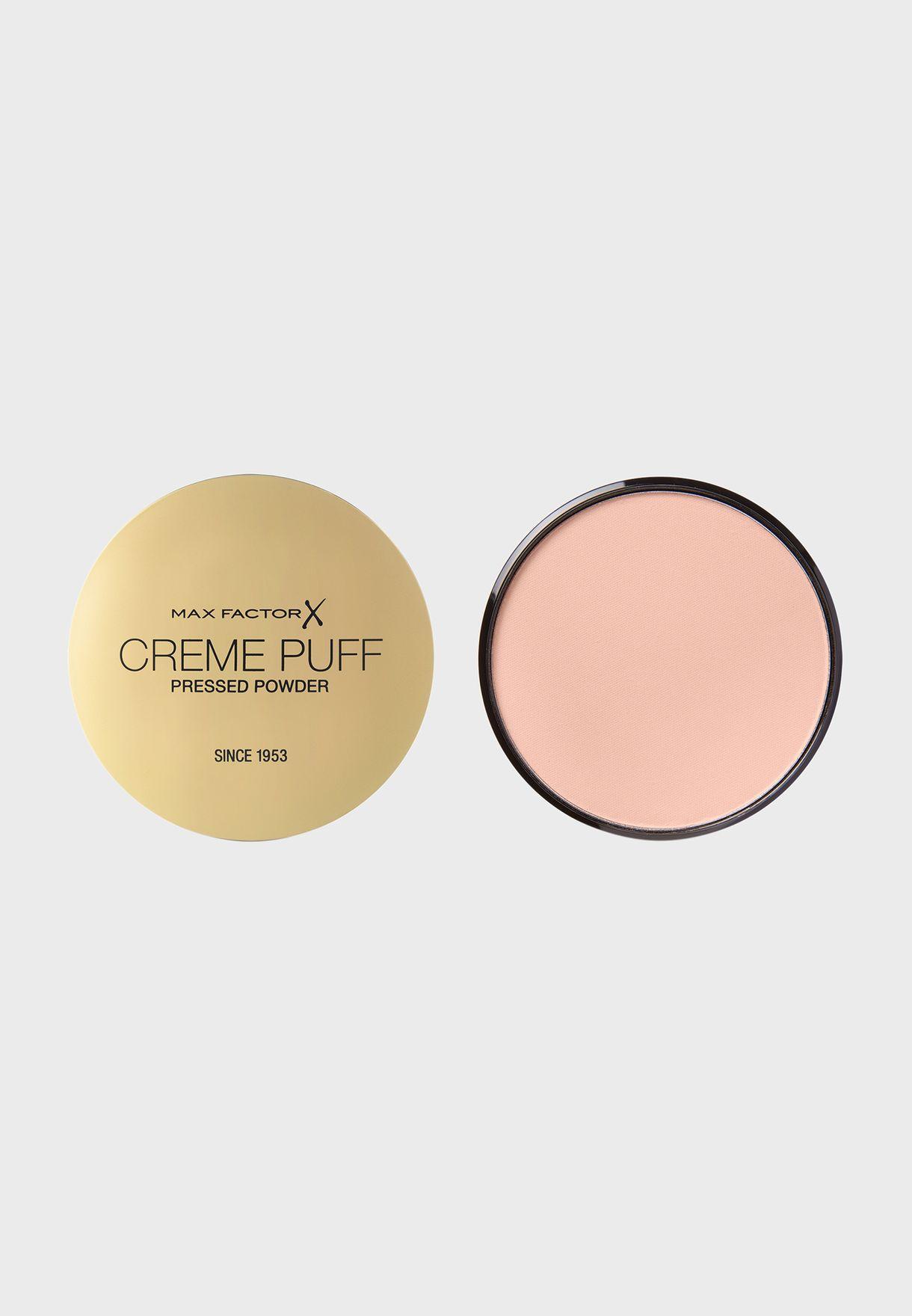 Creme Puff Pressed Compact Powder- 85 Light n Gay