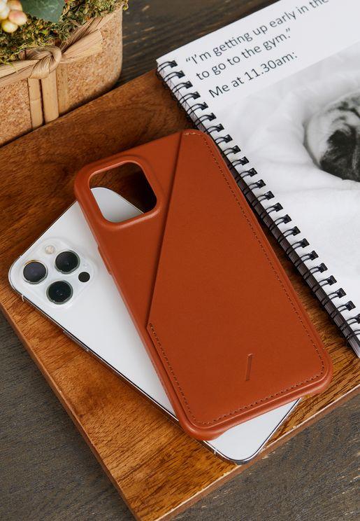 Click Card iPhone 12/12 Pro Max Case