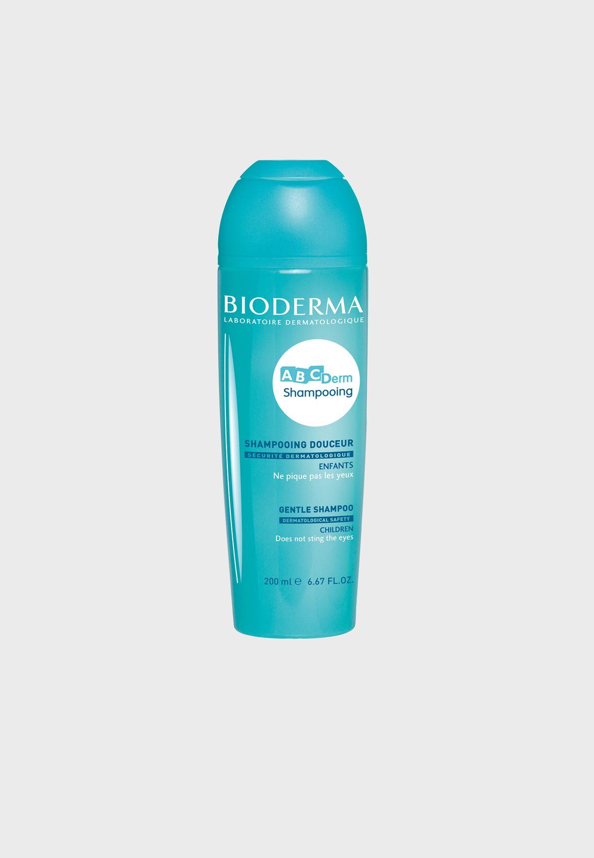 Abc Derm Shampoo Douceur 200ml