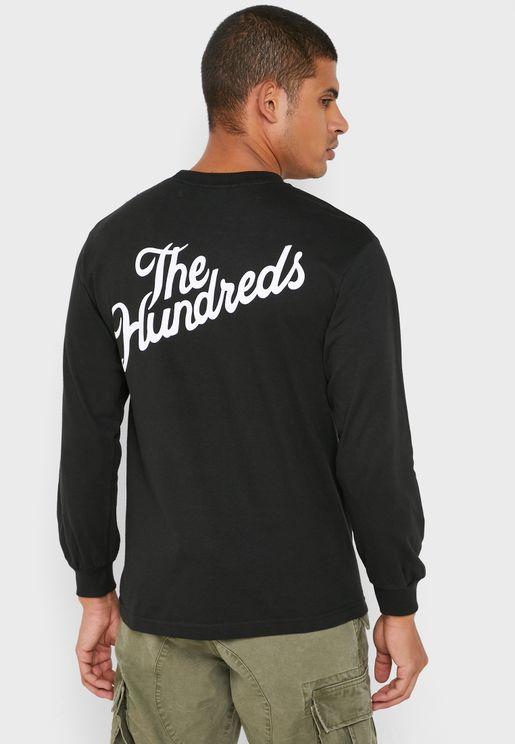 Forever Slant Crest T-Shirt