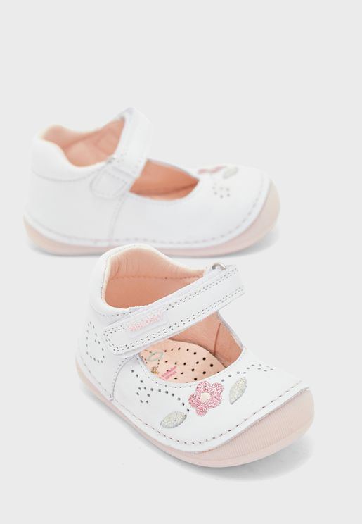 Infant Floral Detail Sandal
