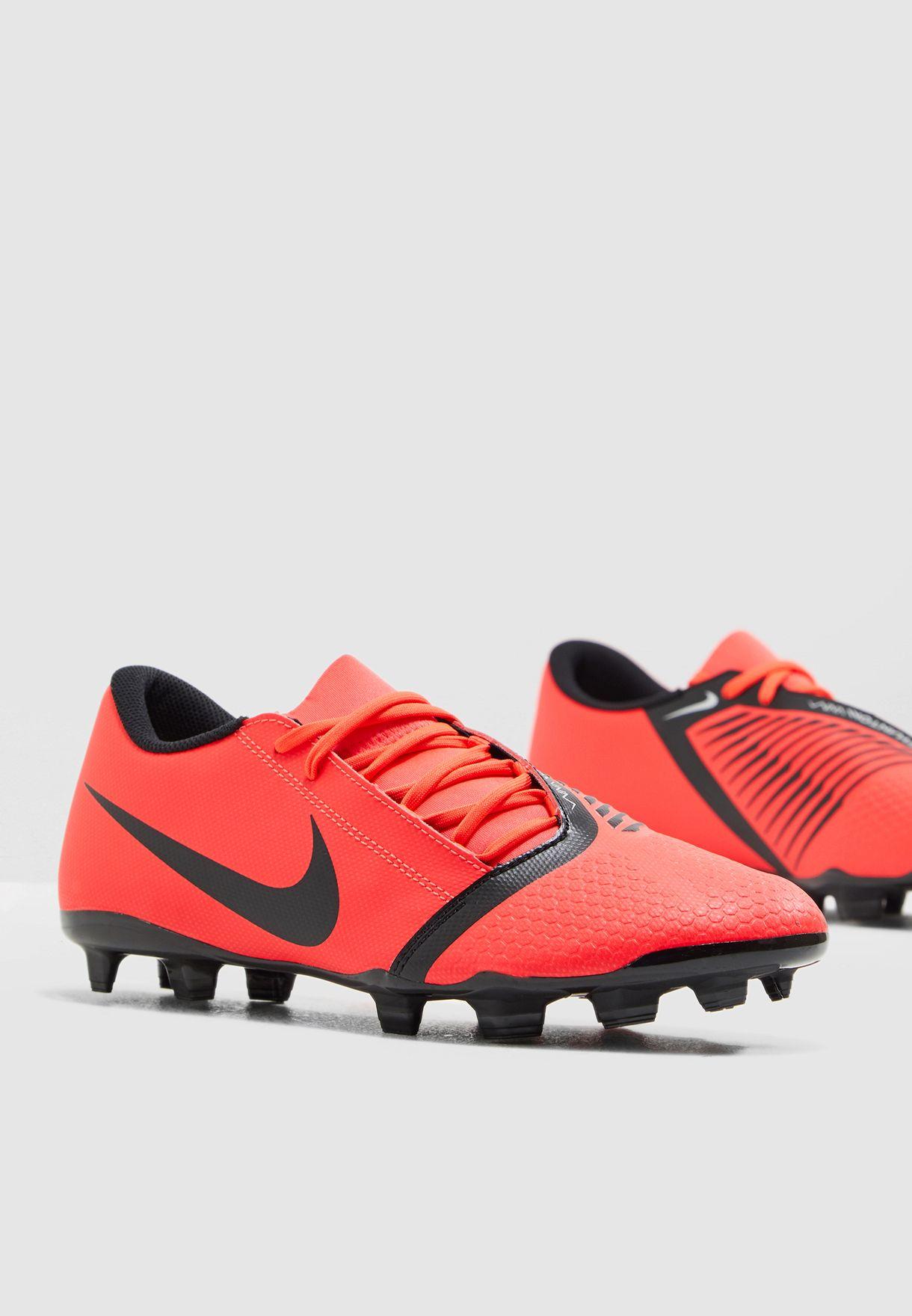 626881f5691 Shop Nike orange Phantom Venom Club FG AO0577-600 for Men in UAE -  72704SH44WBP
