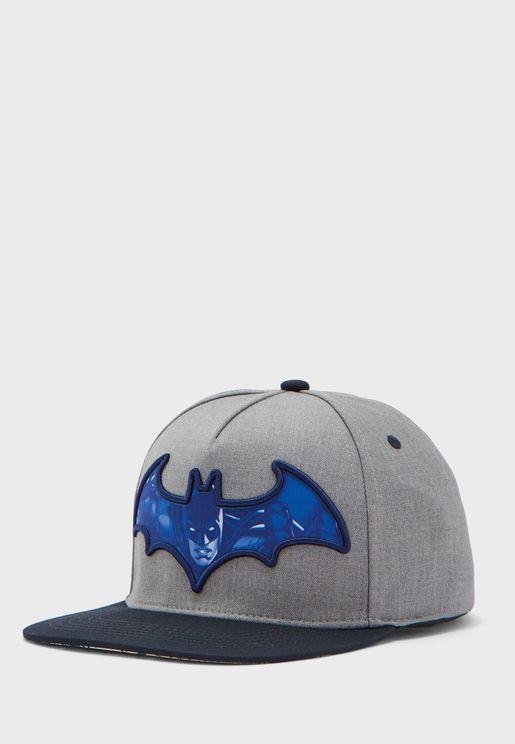 Teen Batman Cap