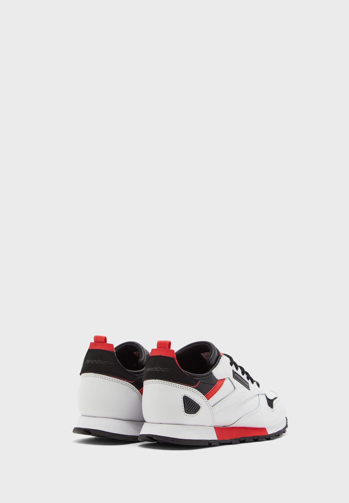 حذاء دكس جلد كلاسيكي