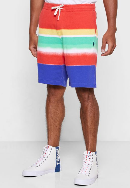 Spectra Stripe Shorts