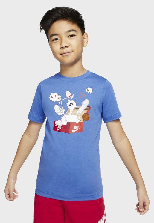 Youth NSW Shoebox T-Shirt