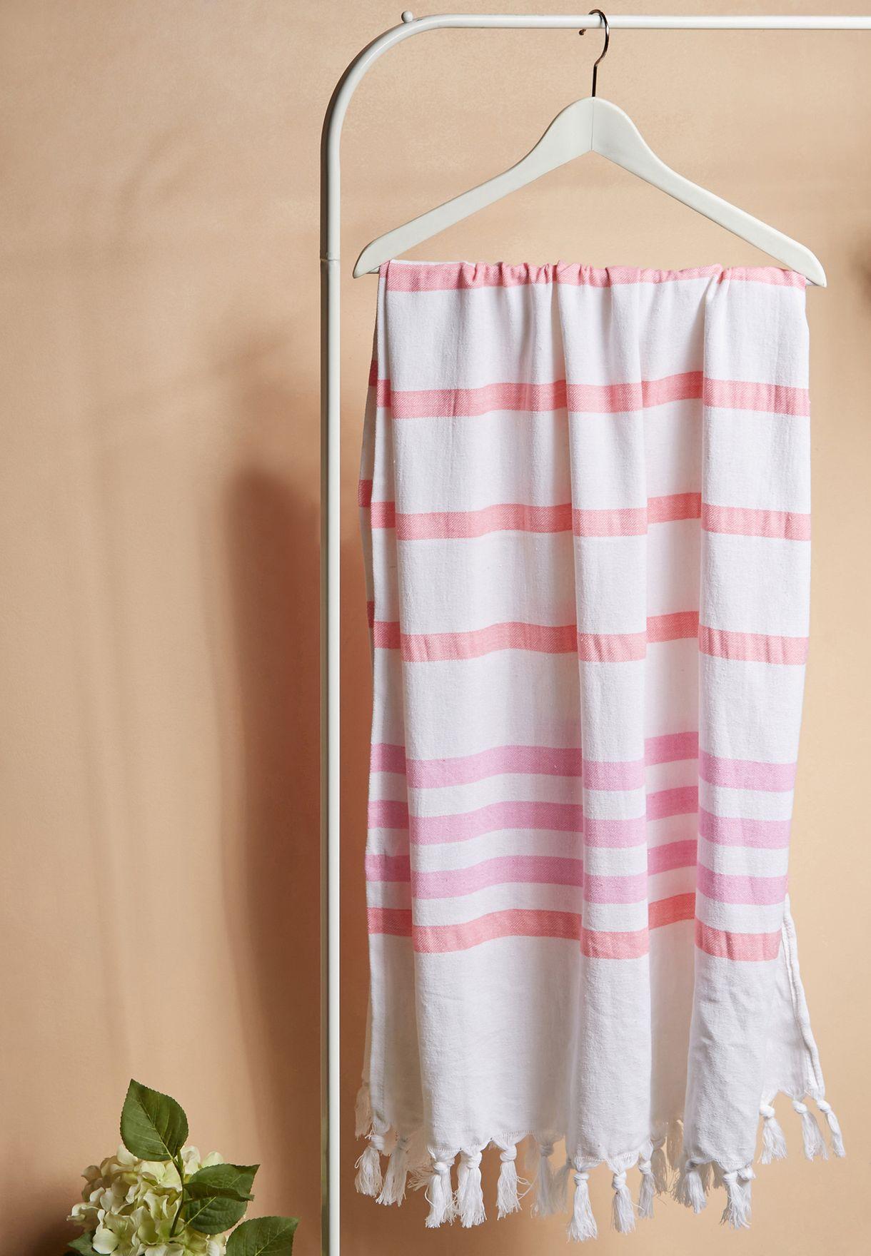 منشفة بشراشيب