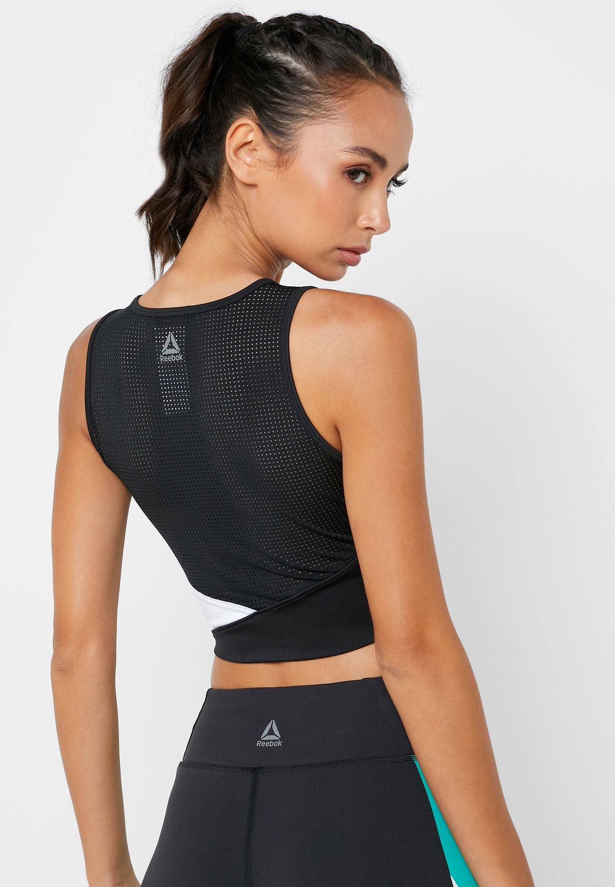 One Series Cropped Tank
