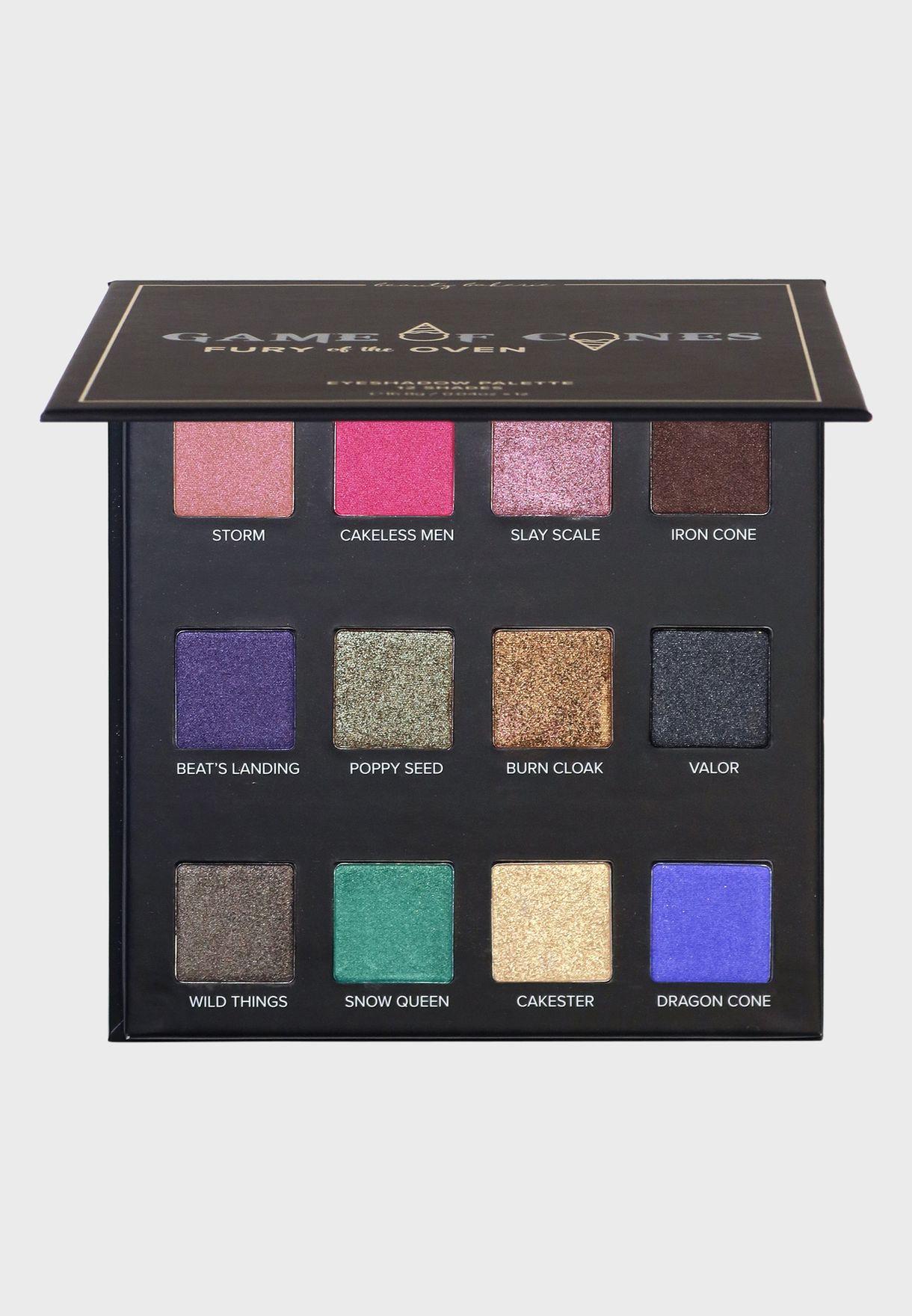 Game Of Cones Eyeshadow Palette