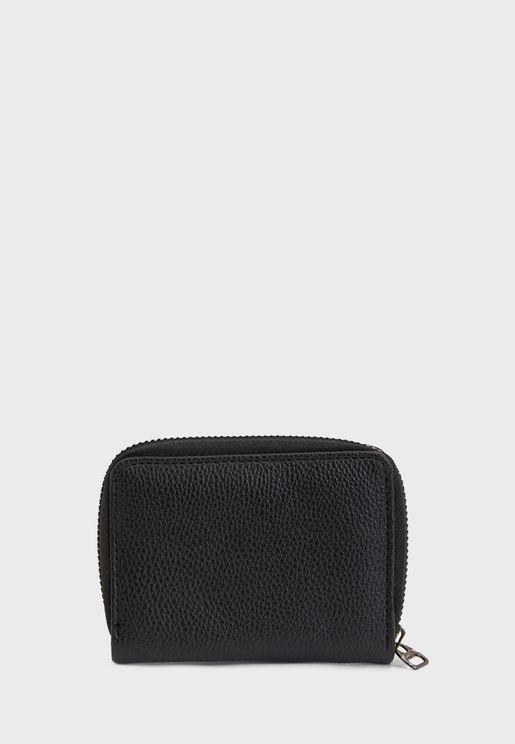 Zip Through Wallet
