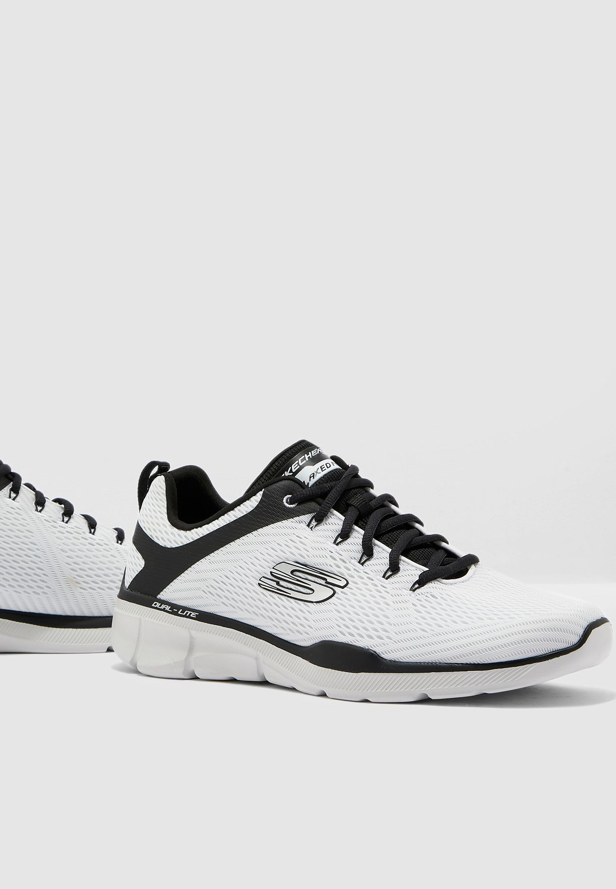 Disminución hablar filtrar  Buy Skechers white Equalizer 3.0 for Men in MENA, Worldwide | 52927-WBK