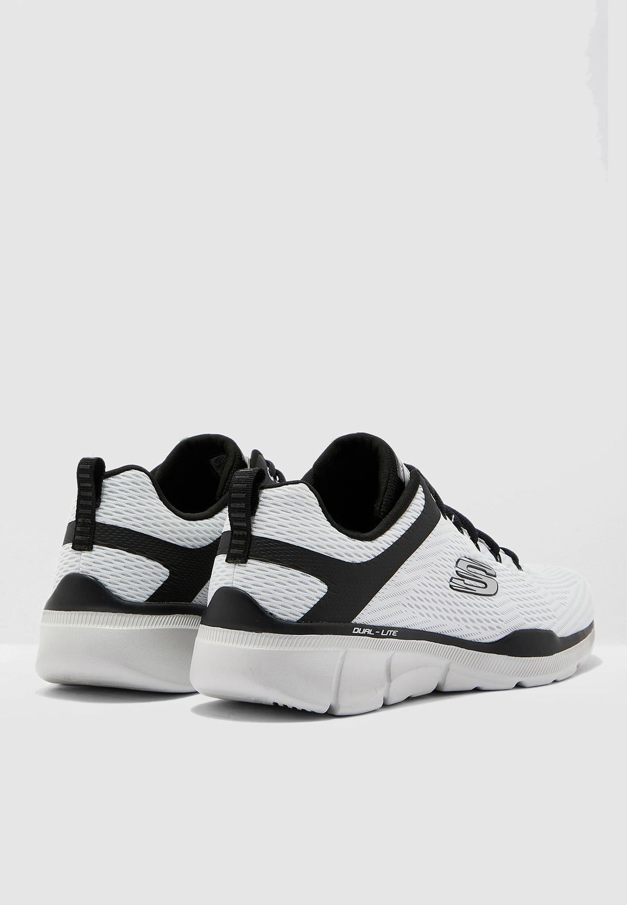 bba8dd875 تسوق حذاء اكوليزر 3.0 ماركة سكيتشرز لون أبيض 52927-WBK في عمان ...