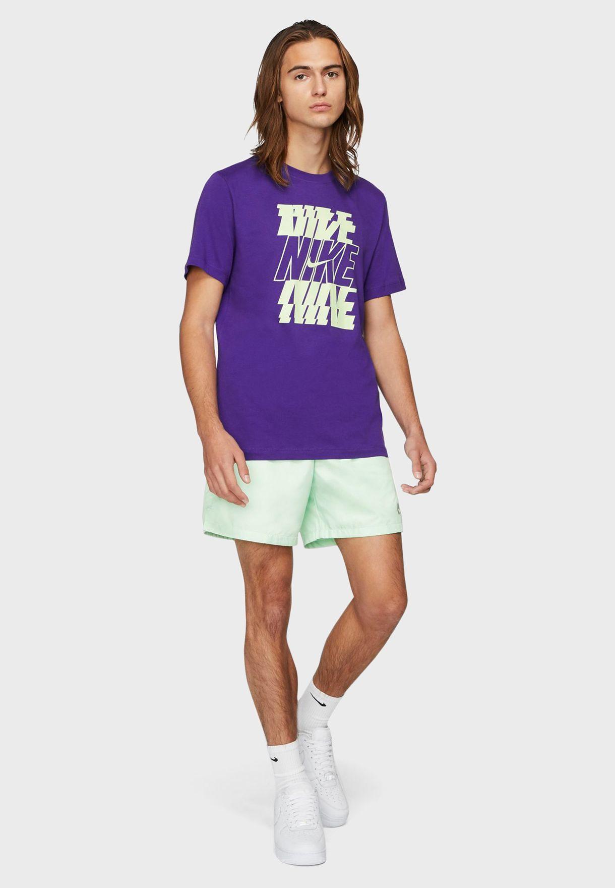 NSW Swoosh Block T-Shirt