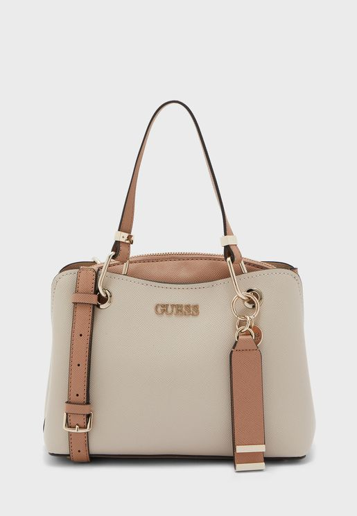 Leslie Top Handle Satchel