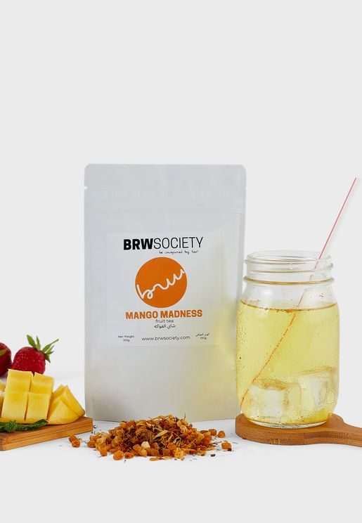 Fruit Tea Blend - Mango Madness
