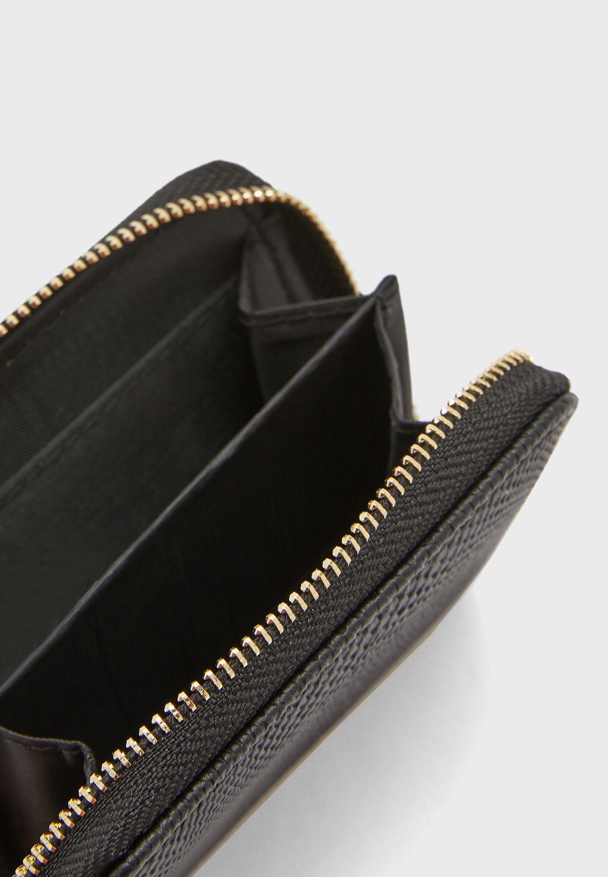 Microsnake Zip Detail Purse