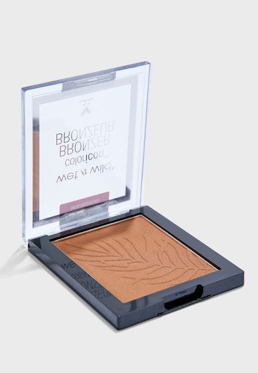 Coloricon Bronzer - What Shady Beaches