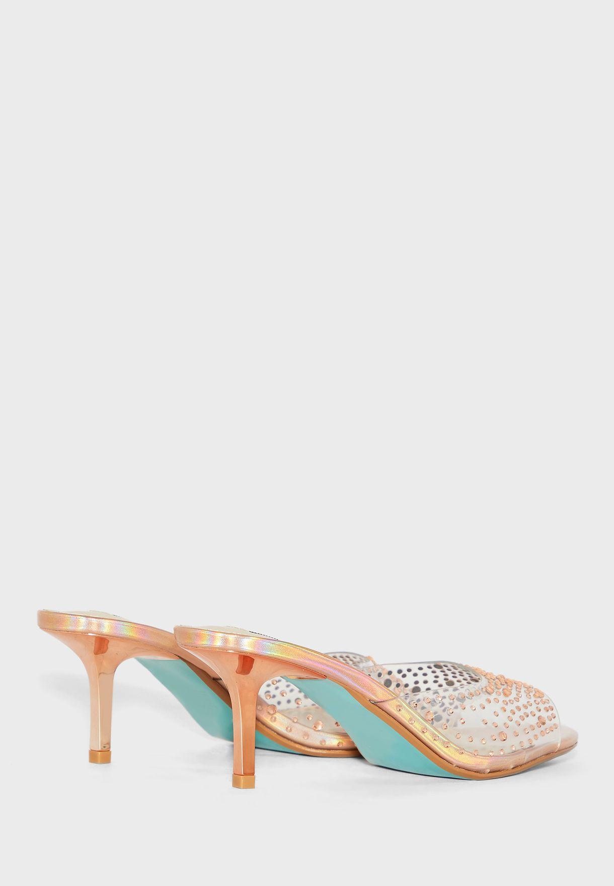 Greta High Heel Sandal