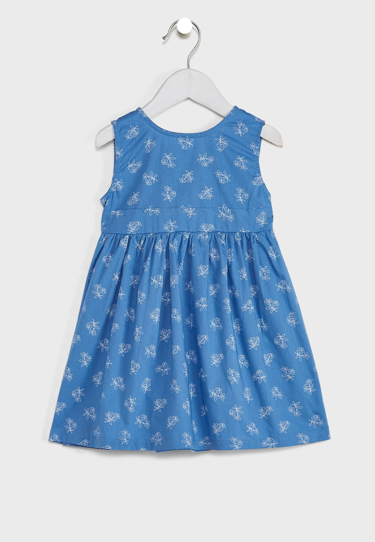 Infant Floral Print Dress