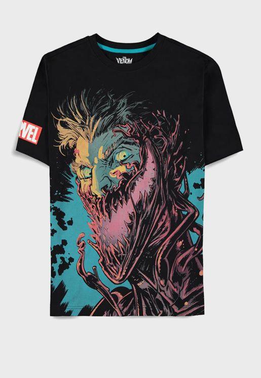 Venom Crew Neck T-Shirt