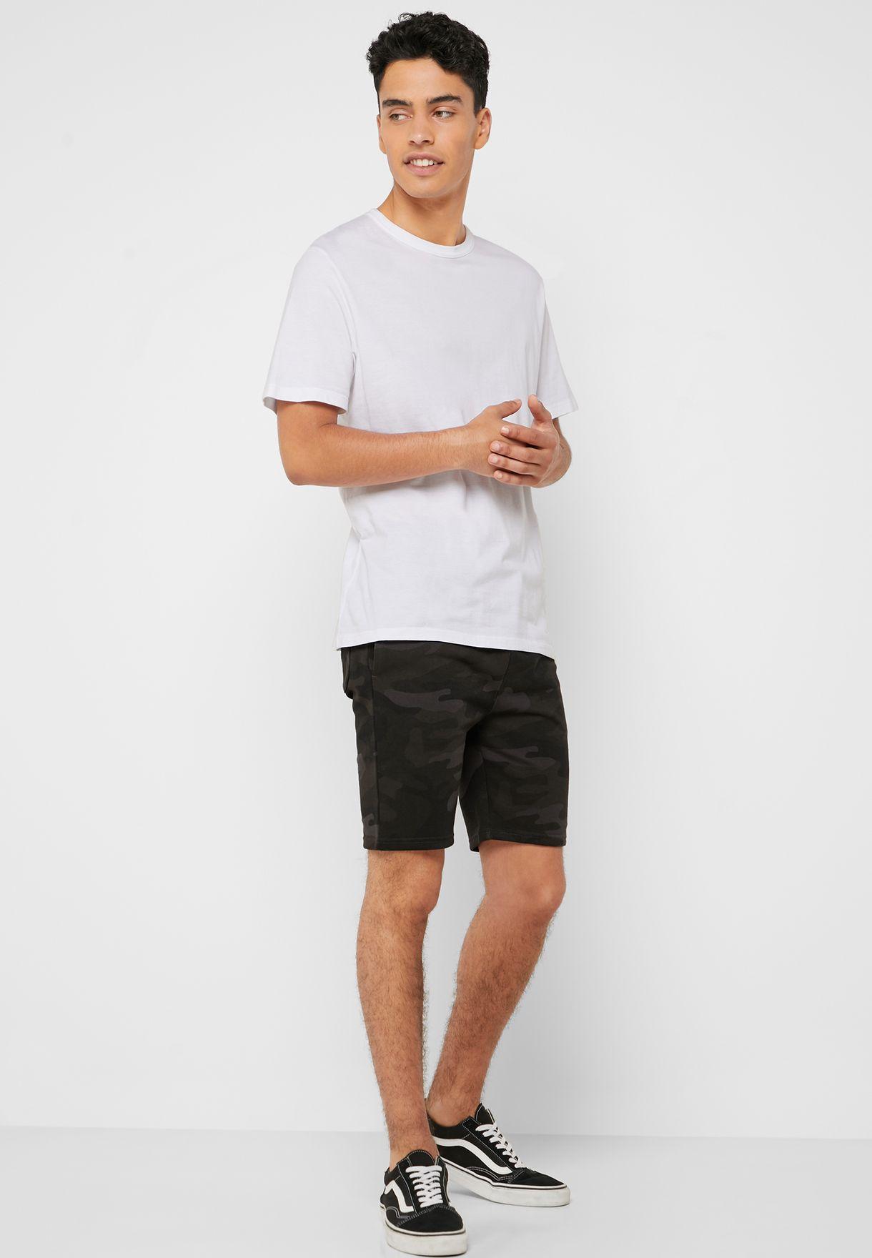 Basic Sweat Shorts