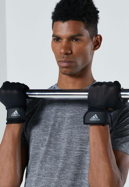 قفازات تدريب رياضية