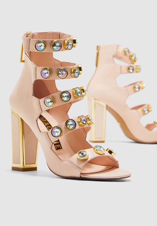 Dora Heel Sandal