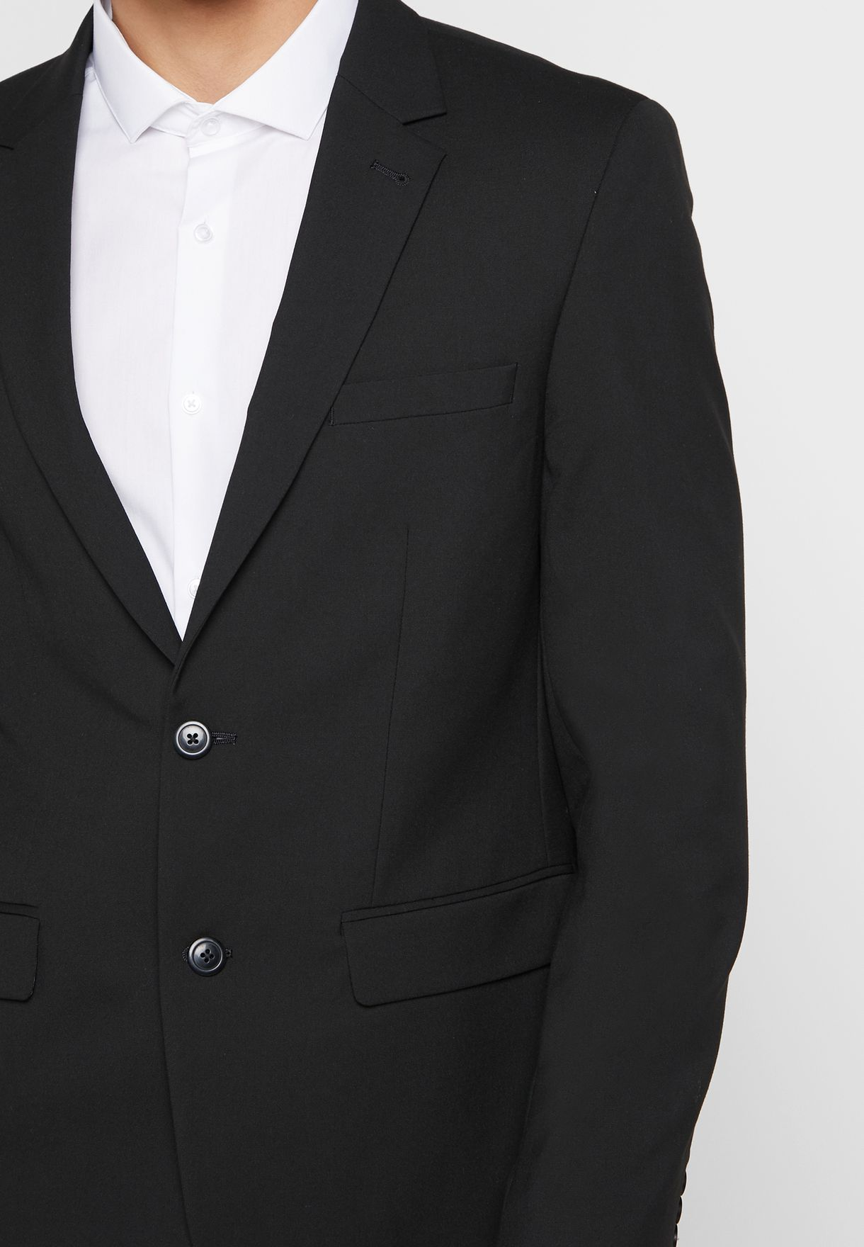Stretchable Slim Fit Blazer