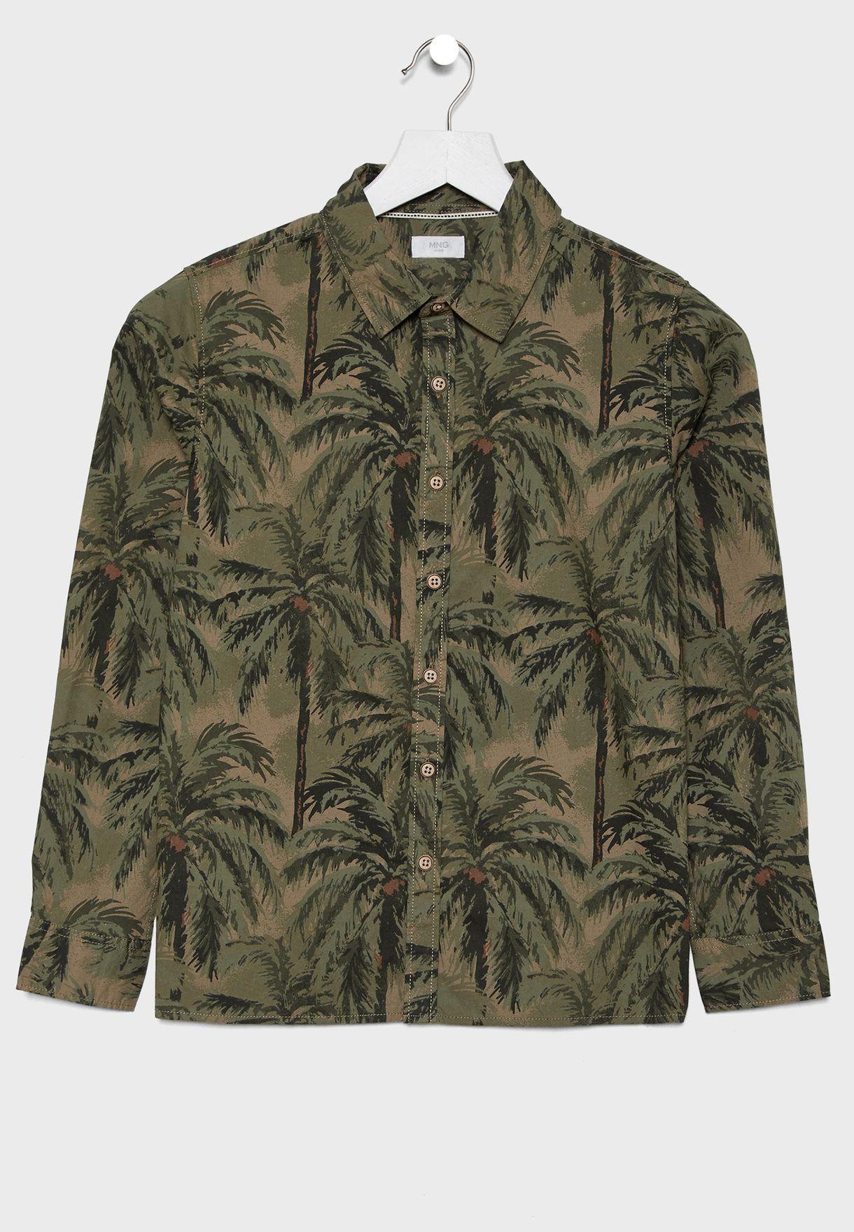 Kids Bahamas Shirt