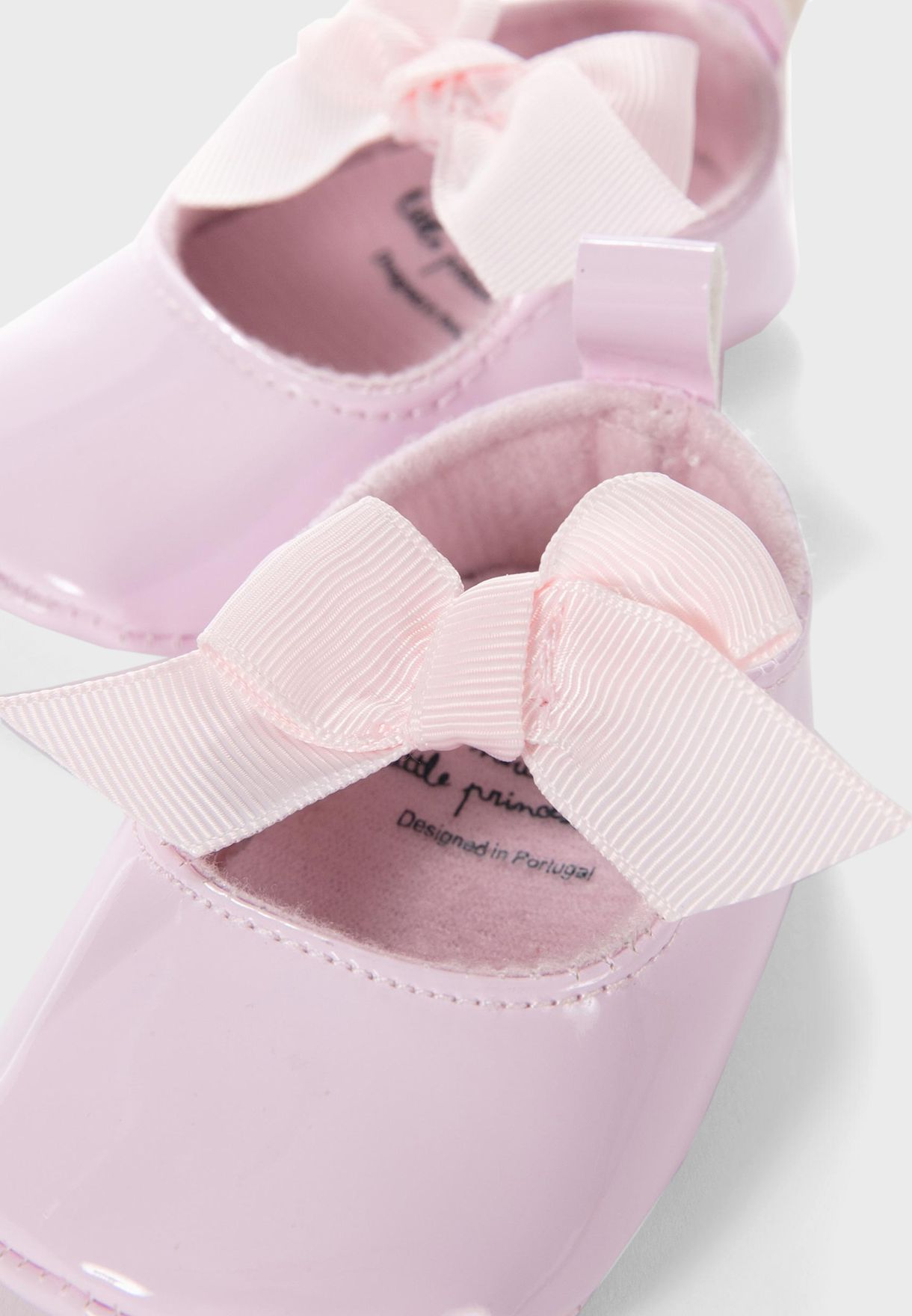 Infant Bow Detail Ballerina