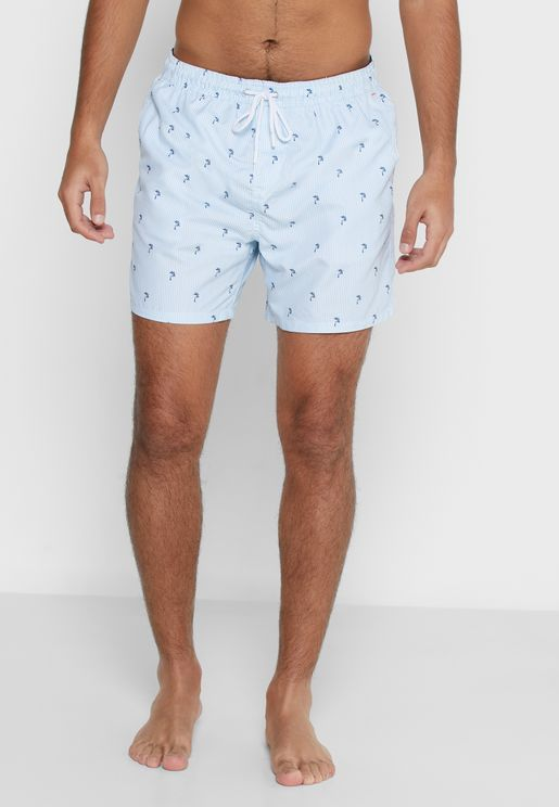 Printed Swim Short