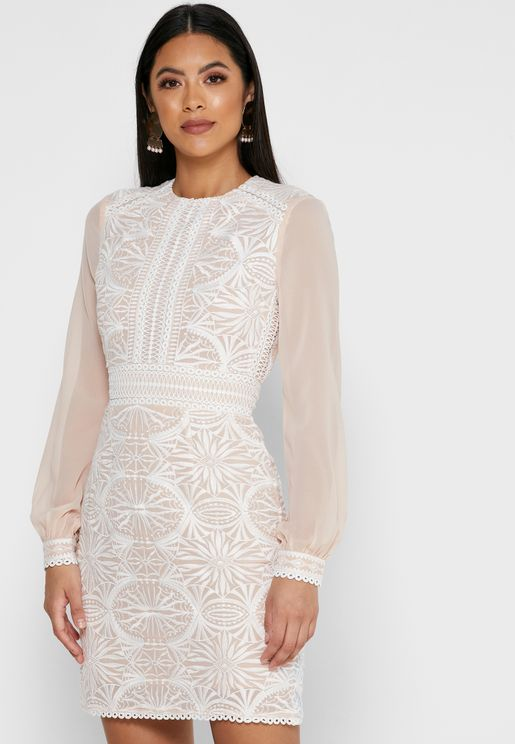 Aria Lace Dress