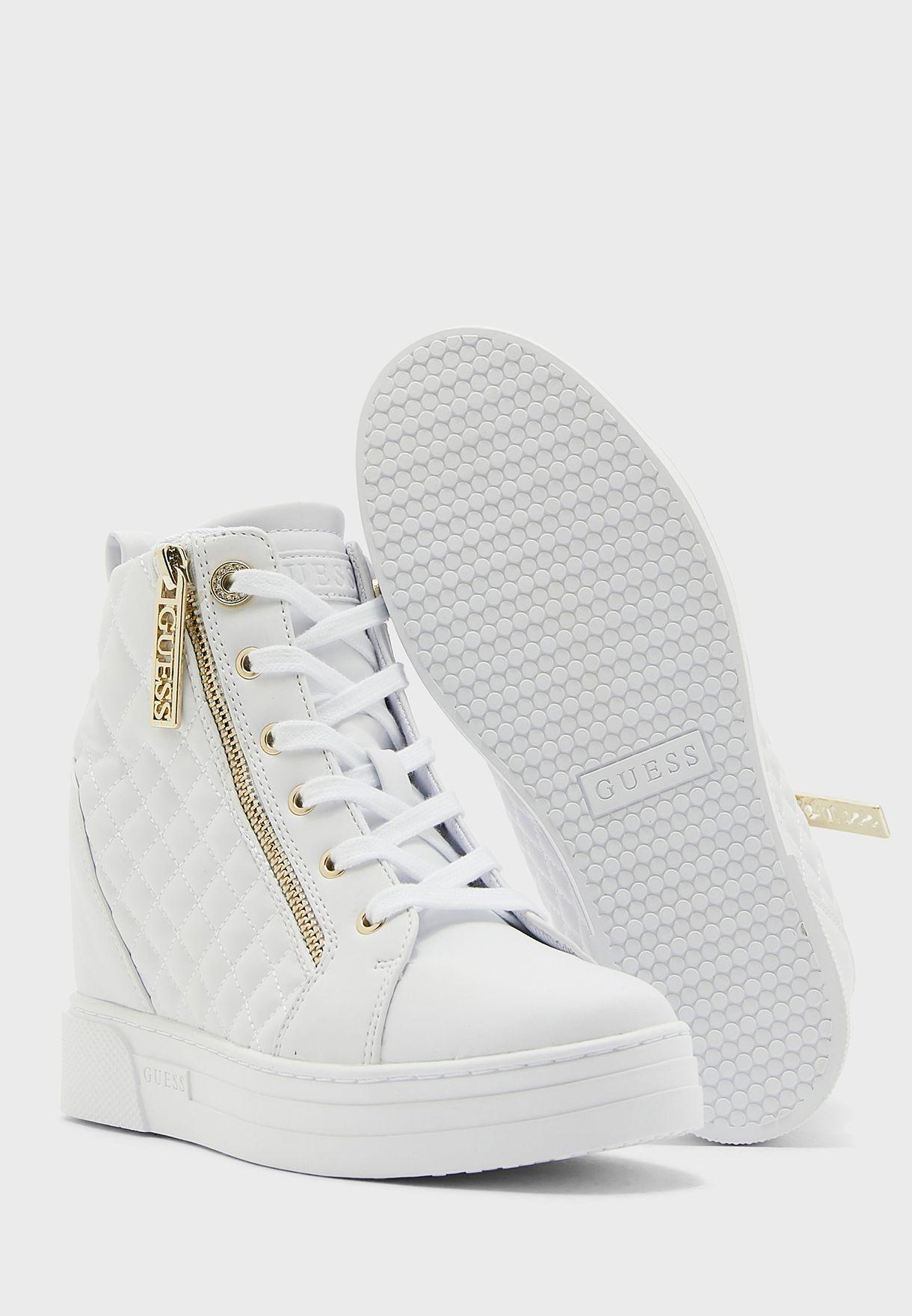 Fazed High Top Sneakers
