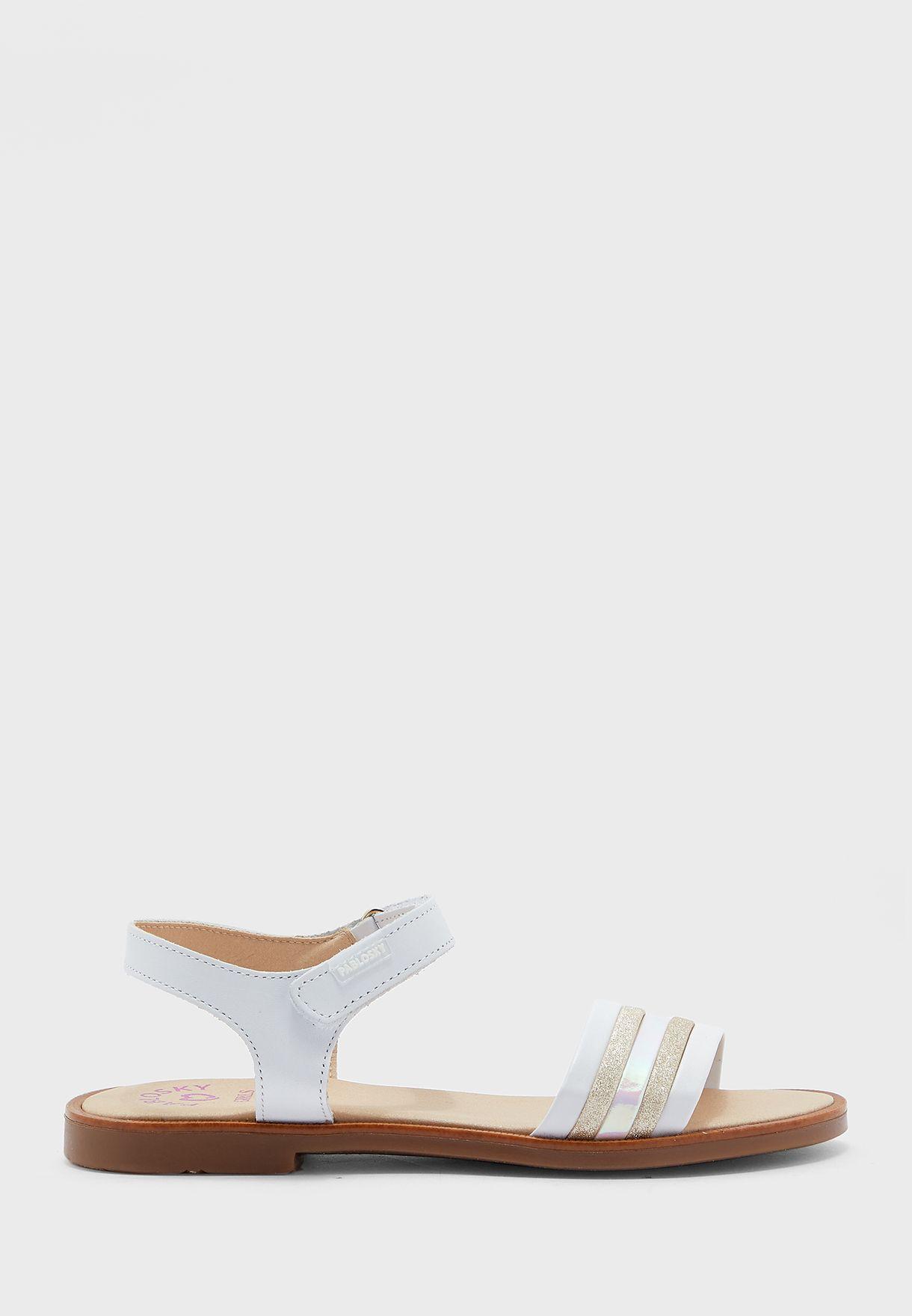 Youth Multi Strap Sandal