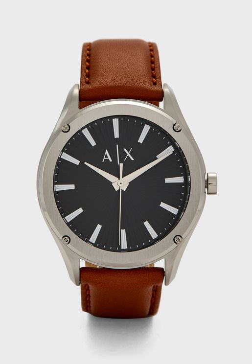 Fitz Analog Watch
