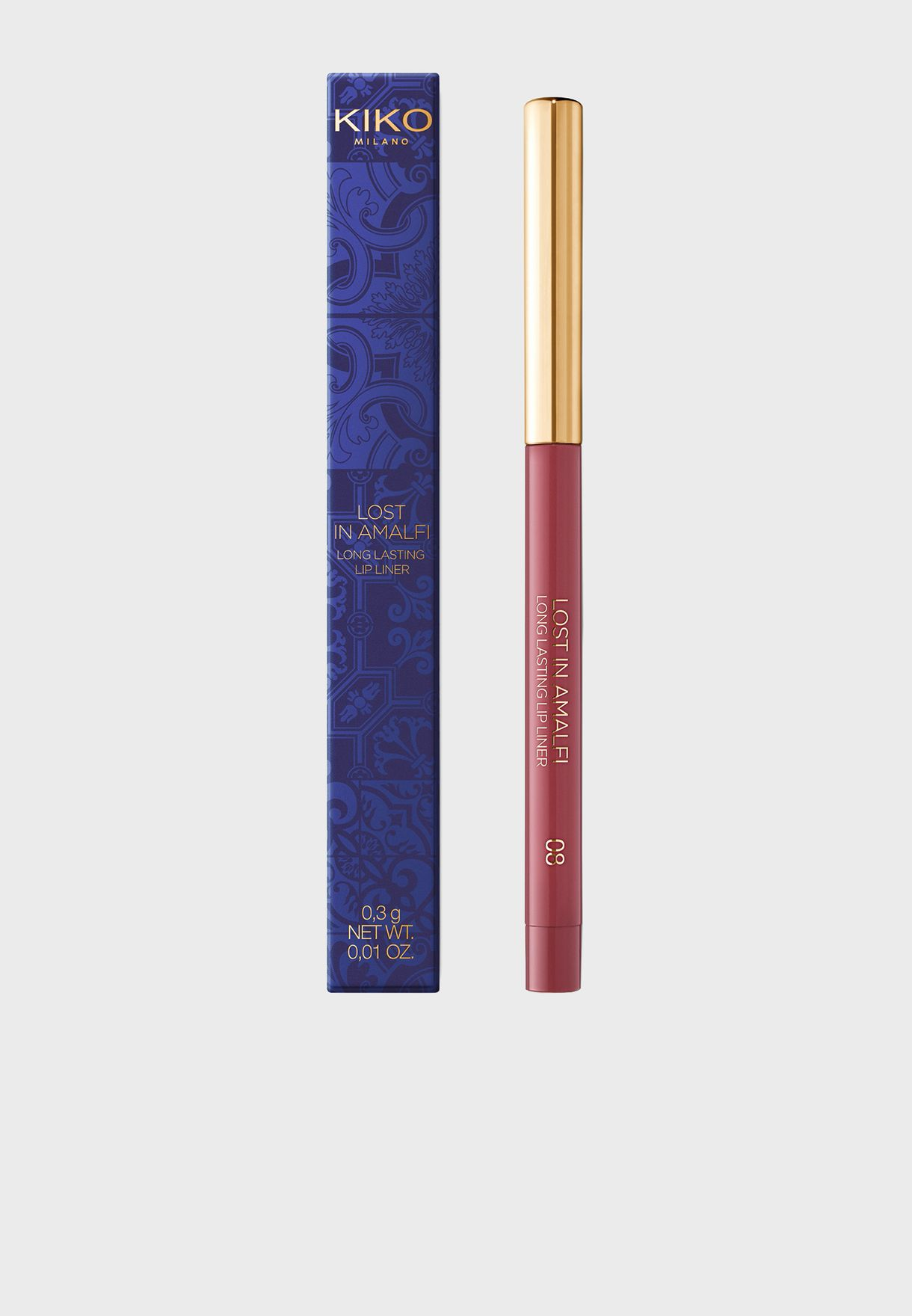 Long Lasting Lip Liner 08 Perfect Pomegranate