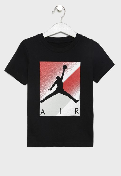 Kids Jordan Box Spray T-Shirt